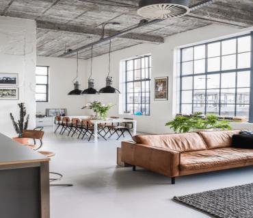 Những xu hướng thiết kế văn phòng làm việc hiện đại 2018 (Phần 1)