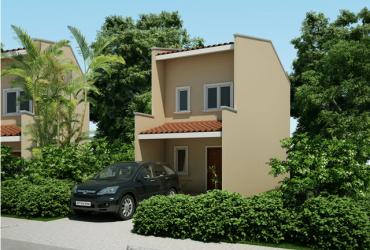 Các mẫu thiết kế nhà 2 tầng đơn giản phong cách