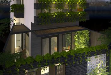 Mẫu thiết kế nhà 2 tầng gây sốt ngay cả với người khó tính nhất.