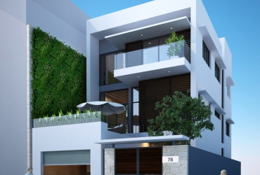 Thiết kế nhà 2 tầng đẹp, công ty xây dựng Đà Nẵng
