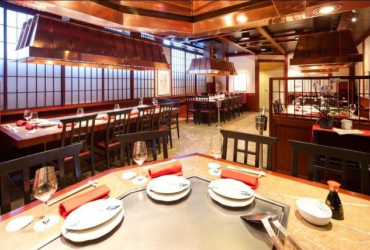 Thiết kế nhà hàng kiểu Nhật đẹp và chuyên nghiệp tại Đà Nẵng